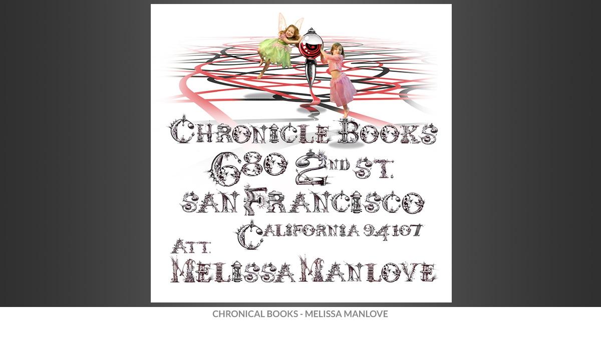 Chronical Books - Melissa Manlove