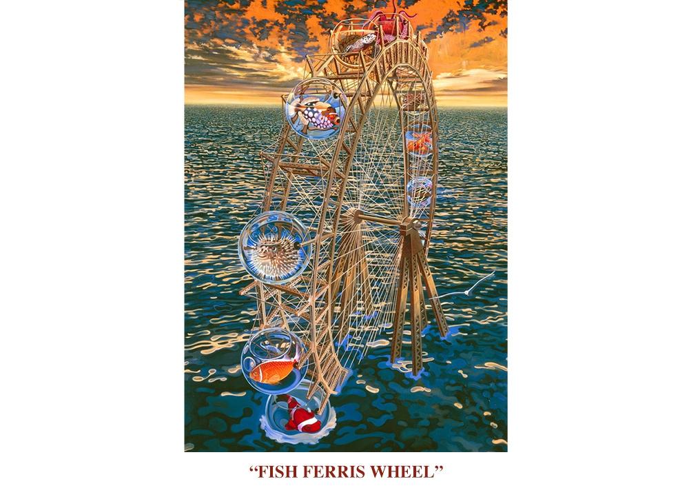 Fish Ferris Wheel