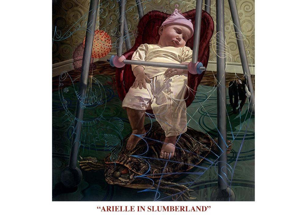 Arielle In Slumberland