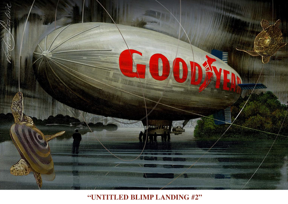 Untitled Blimp Landing #2